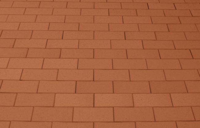 Adoquín Eco Klinker Brick Barcelona ROJO - TEXTURA
