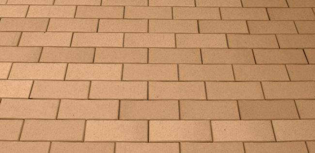 Adoquín Eco Klinker Brick Barcelona SAHARA - TEXTURA