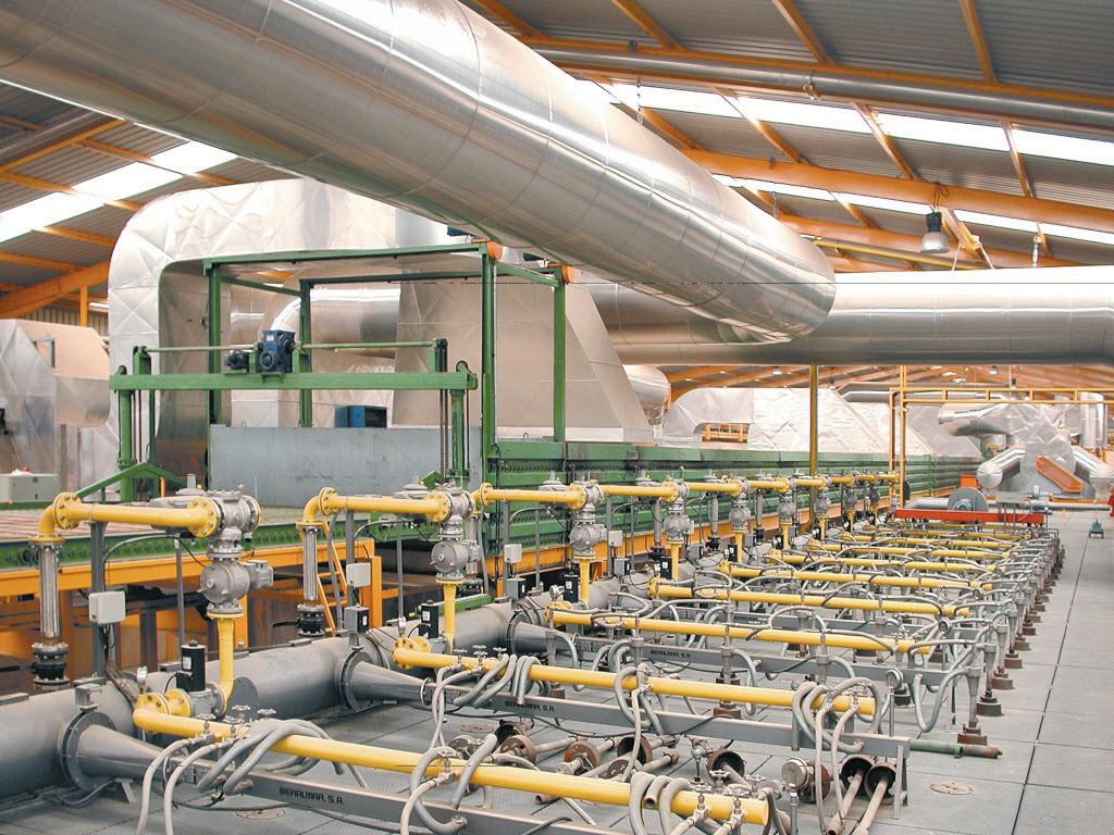 BIOGAS - Quemadores de biogás